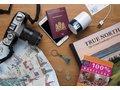 Travel Blue world travel adapter met 2 usb poorten 8