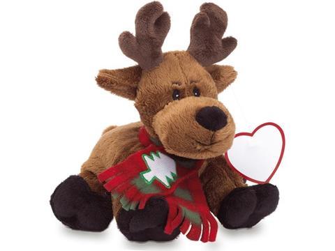 Pluche eland Rudolph