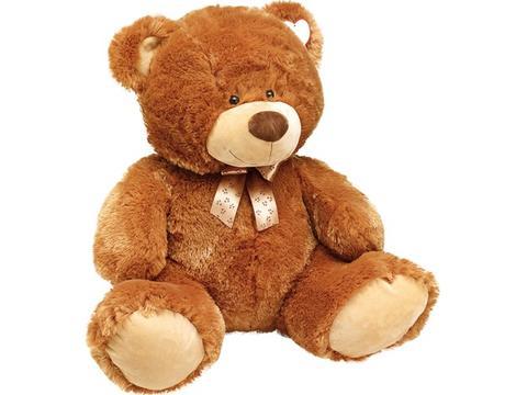 Giant plush bear Gunnar