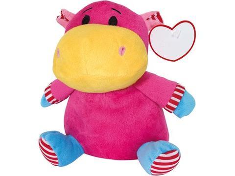 Hippopotame en peluche