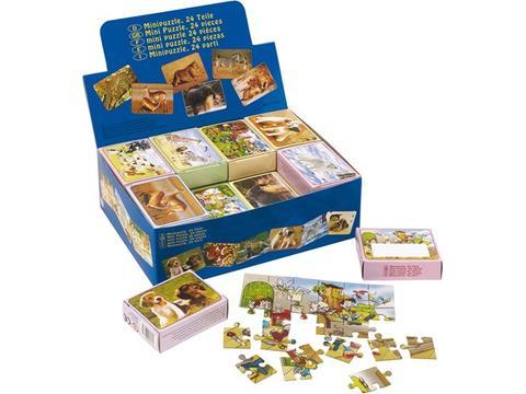Legpuzzel van 24 stuks