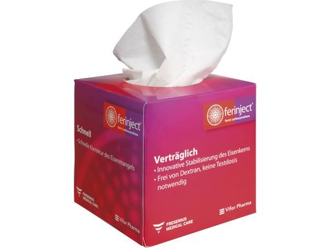 Tissue box 50