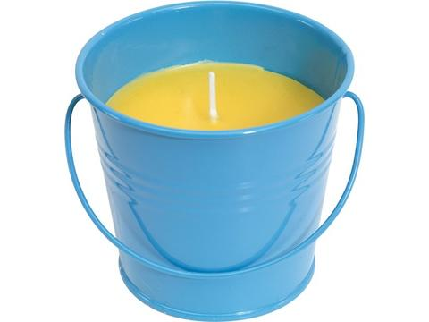 Candle Citrus Jar