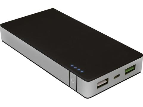 Powerbank met Turbocharge - 10.000 mAh