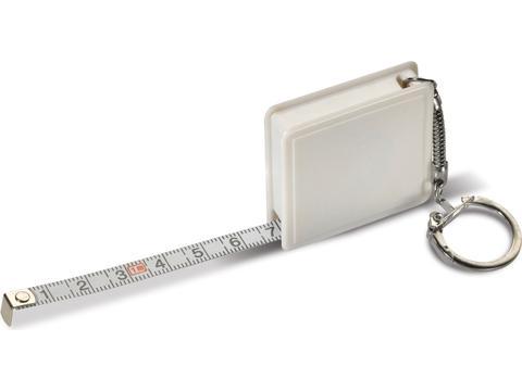 Tape Measure Key Ring