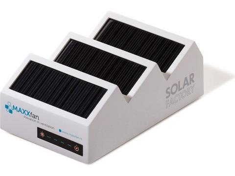 Duurzame Solar Factory Batterij - 7800 mAh