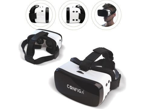 Virtual reality streamer