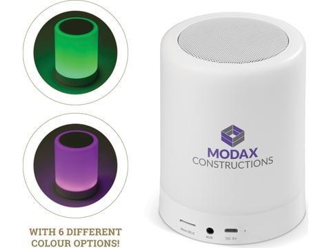 Speaker & Touch-light