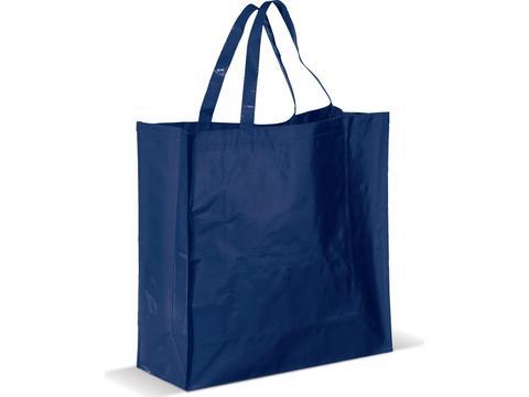 Big shiny shopping bag