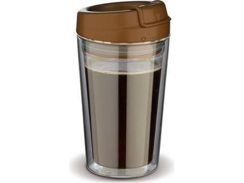 Coffee to go Flavour glass