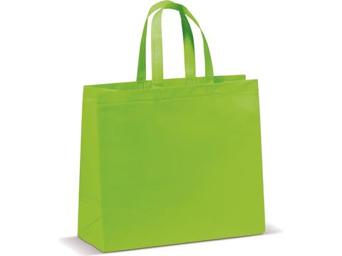 Non woven bag laminated Big