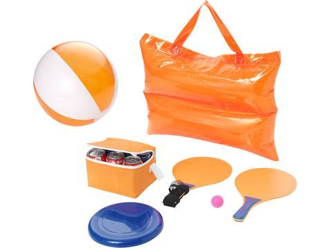 Beach Set Orange