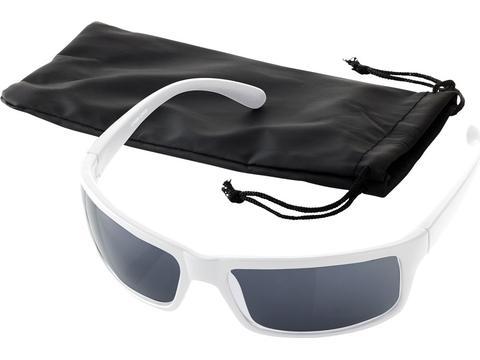 Sunglasses in pouch