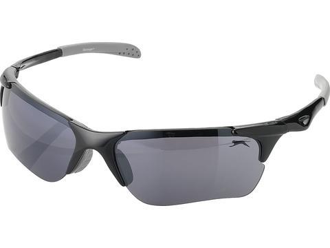 Zonnebril met 3 kleuren glazen