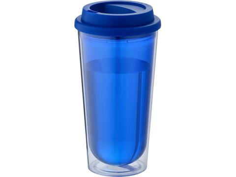 Beker met draaidop - 470 ml