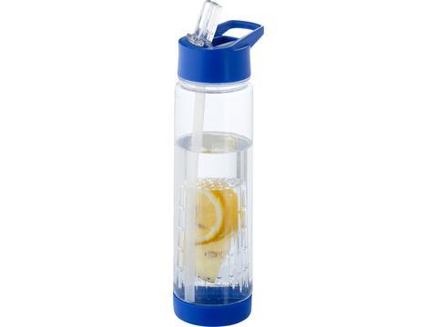 Tritan fles met infuser - 740 ml