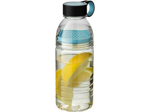 Waterfles met fruitzeef - 600 ml