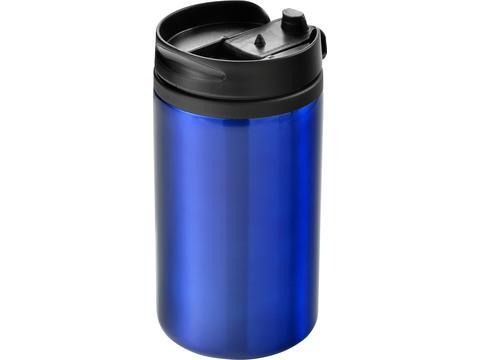 Thermosbeker met flip-top drinkopening - 300 ml