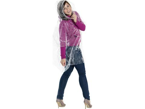 Xina rain poncho - football
