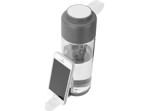 Fles met telefoonhouder - 750 ml