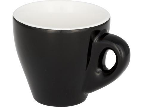 Perk gekleurde espressomok - 80 ml