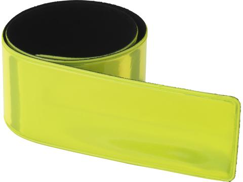 Neon safety slap wrap