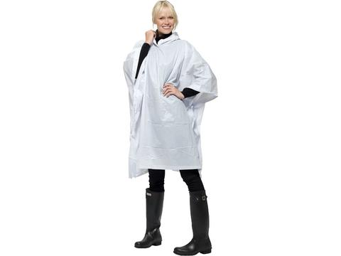 Rain Poncho with pouch
