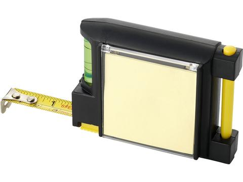 Measuring Tape with notebook