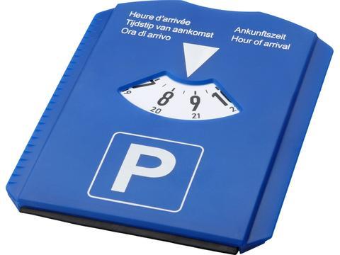 Spot 5-in-1 parking disc
