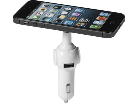 Phone holder and charger