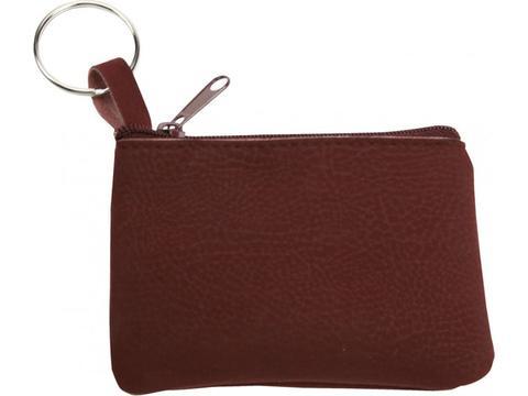 Keychain wallet Alcantara