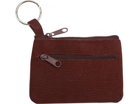 Wallet Alcantara extra zip