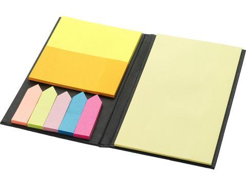 Sticky notes boekvorm