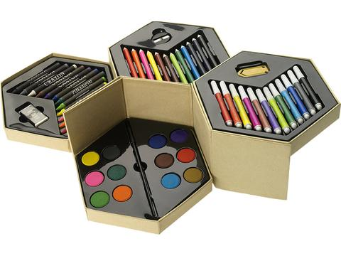 52 Pcs Colouring Set
