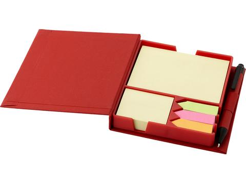 Samba Sticky Notes notitieblok met pen
