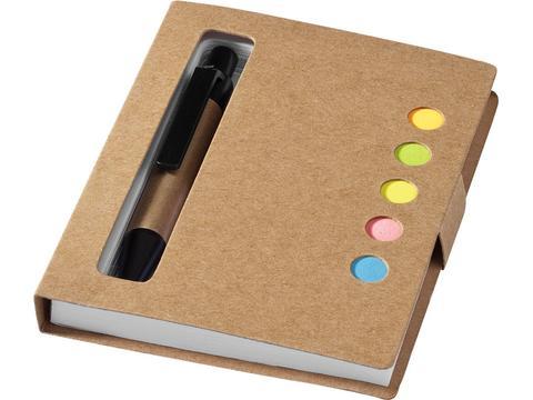 Noteblock avec stylo bille