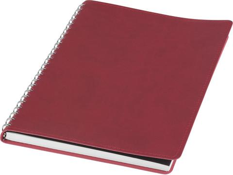 A5 notitieboek met ID venster