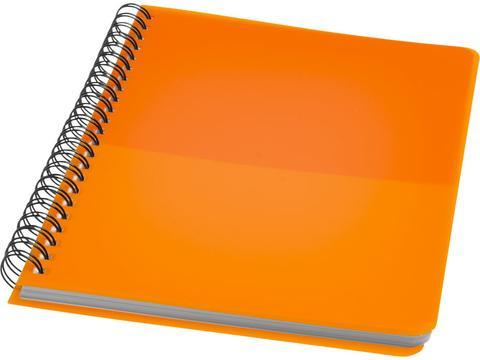 2 tinten A5 notitieboek