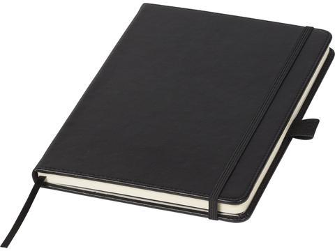 Luxe A5 notitieboek uit imitatieleer