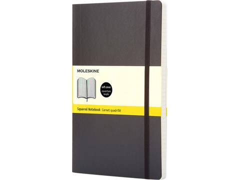 Classic PK soft cover notebook - squared
