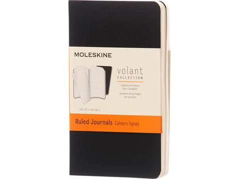 Volant journal XS - ruled