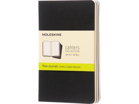 Cahier dagboek PK - effen