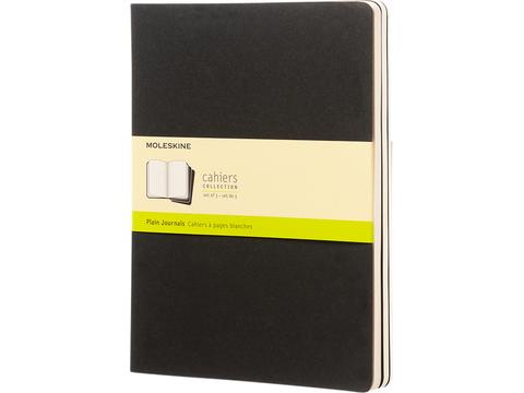 Cahier dagboek XL - effen
