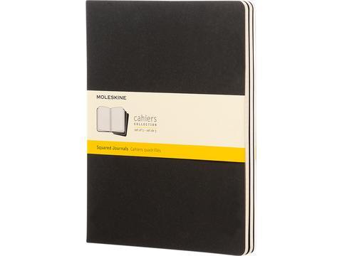 Cahier dagboek XL - ruitjes