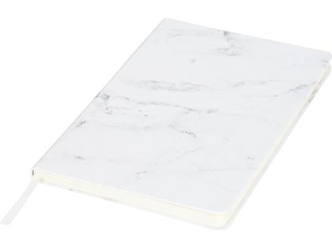 Marble look A5 notebook