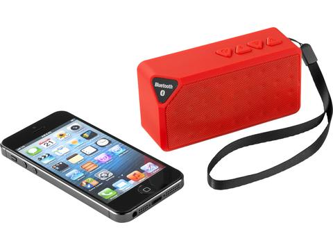 Bluetooth® speaker met microfoon