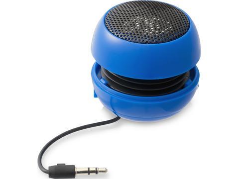 Expanding speaker
