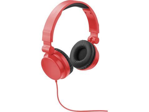 Opvouwbare hoofdtelefoon