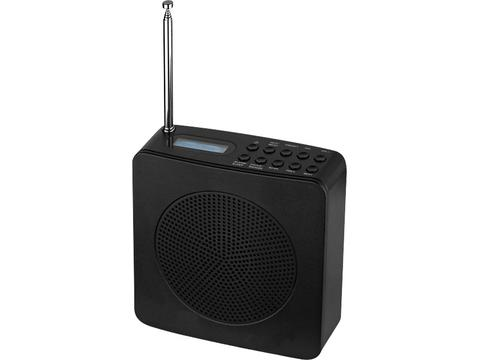 DAB alarm clock radio