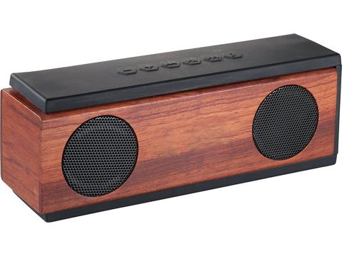 Native Wooden Bluetooth® Speaker